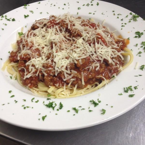 Classic Spaghetti